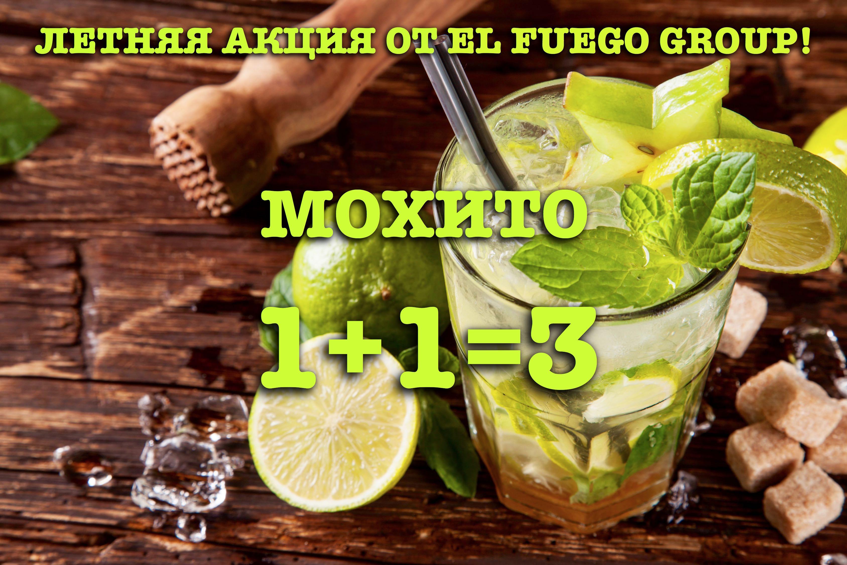 Рецепт мохито безалкогольного в домашних условиях